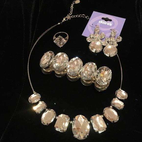 M_5b2fa53c2e147854b9499f80 & Bling Costume Jewelry Bundle | Poshmark